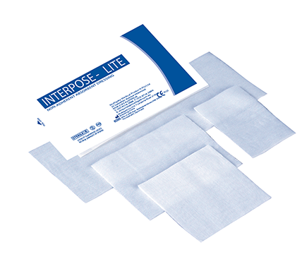 Interpose Lite Non-Adherent Dressing - Multigate