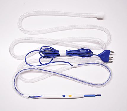Electrosurgical Pencil Smoke Evacuation - Multigate