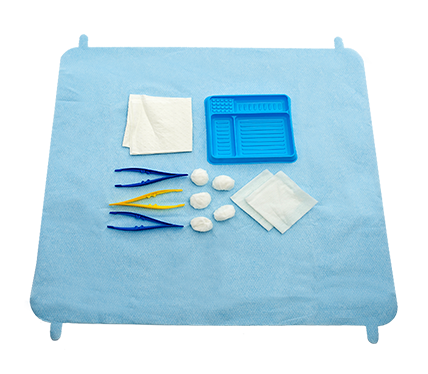 SmartTab ANTT Dressing Pack with Swabs and Balls