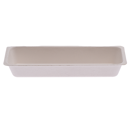 Compostable Injection Tray