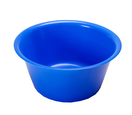 Bowl 2.4L Blue Multigate
