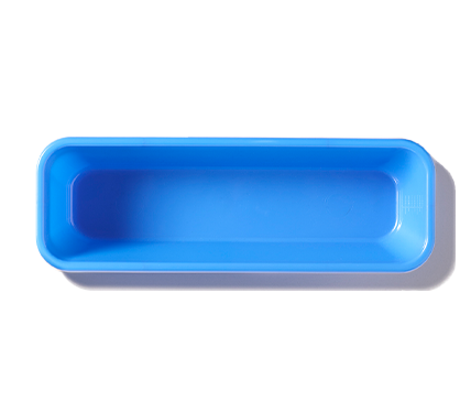 CubeWare Tray 400mL Blue