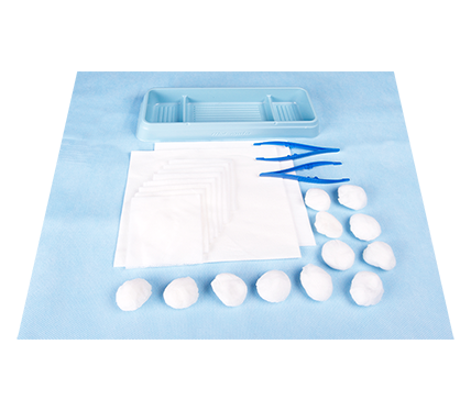 Dialysis Pack with MediCel Wipes