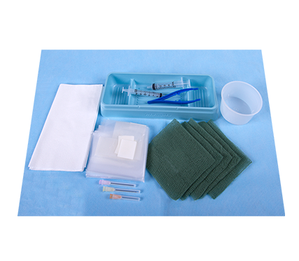 Anaesthetic Pack with MediClean Towel