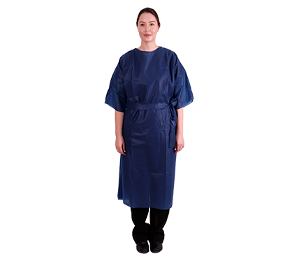 Patient Gown Multigate
