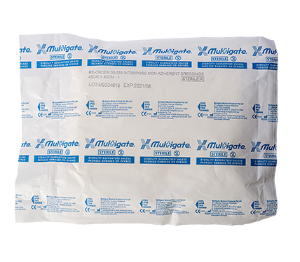 Interpose Non-Adherent Dressing 45cm x 90cm - Multigate