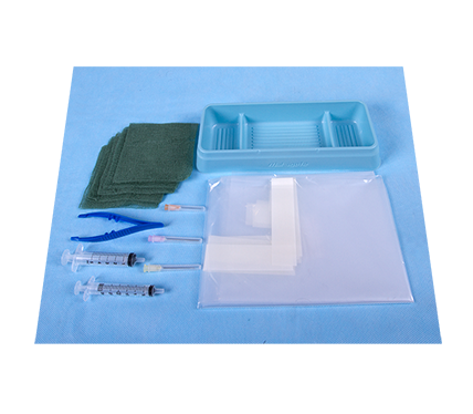 Anaesthetic Pack with Extra Needles