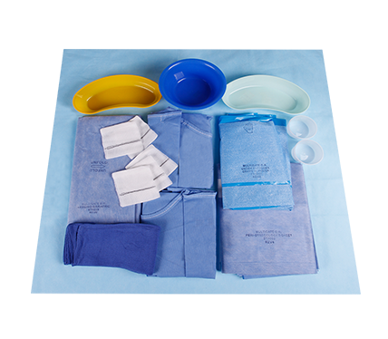 Minor Lithotomy Pack