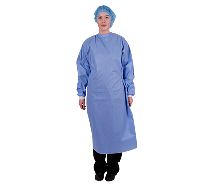 Safepro40 Gown with Huck