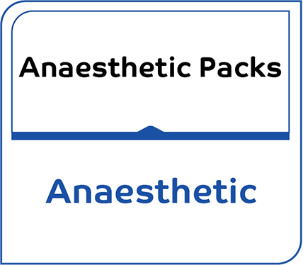 Anaesthetic Pack