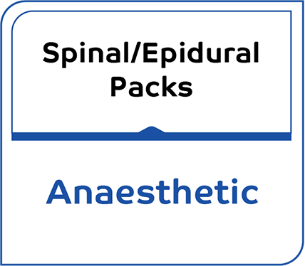 Anaesthetic Spinal-Epidural Pack