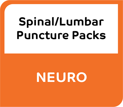 Neuro-Spinal-Lumbar Puncture Pack