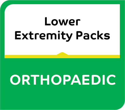Orthopaedic-Lower Extremity Pack