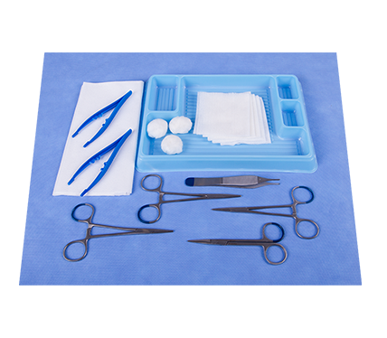 Circumcision Pack with Tray