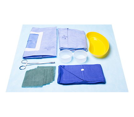 Epidural Pack with Safepro40 Gown